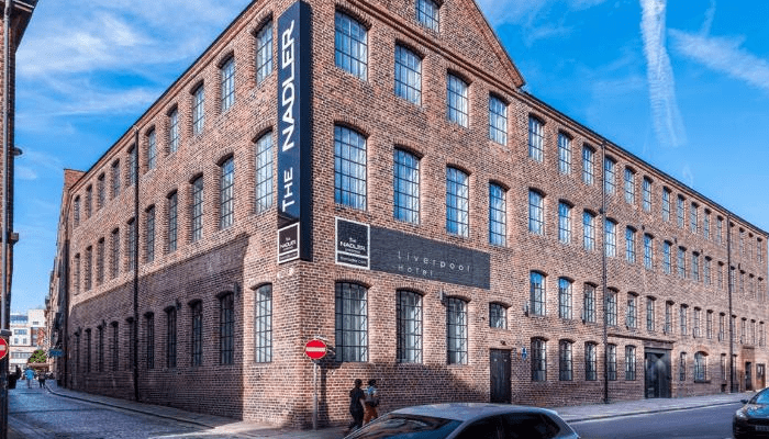 The Nadler Liverpool Hotel