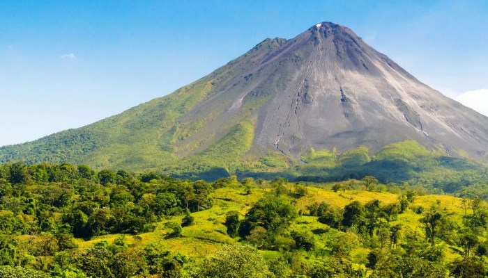 Volcán Arenal